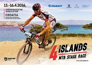 Rapska etapa 4 Islands MTB Stage Race